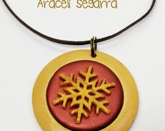 SNOWFLAKE by ARaceli Segarra