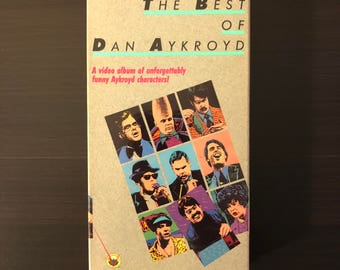 Best of Dan Aykroyd VHS SNL