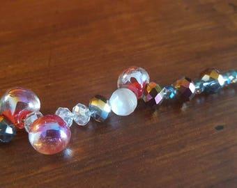 Crystal Bubble Bracelet