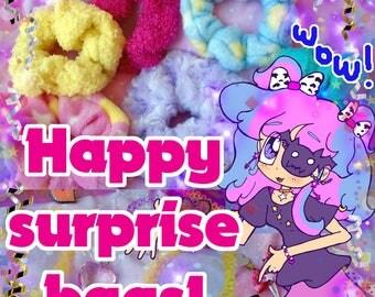 Scrunchie/accessories Happy Surprise Bag!