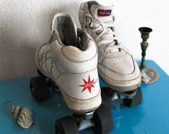 Roller skates. Vintage. 38. Retro
