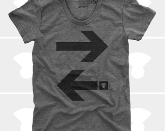 Travel Arrows - Women's Shirt