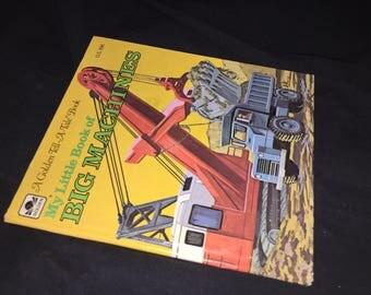1975 Little Book of Big Machines