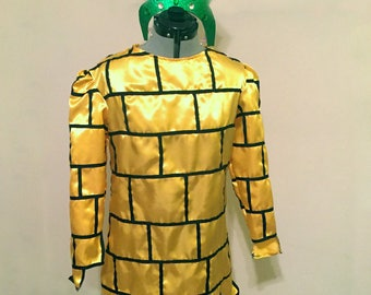 Wizard of OZ Yellow Brick Road dress