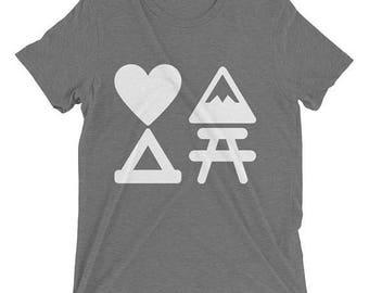 Camping Shirt Camping Shirts Camping T Shirt Camping Signs Camping TShirt Camping Tee Camper Shirt I Love Camping Love to Camp Shirt