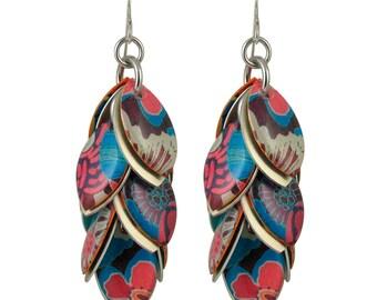 Fiji Petals to the Metal Earrings