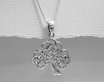 Tree of Life Necklace, Gift for Mom, Gift for Grandma, Gift for Grandmother, Sterling Silver Tree of Life Necklace, Mother of the Bride Gift