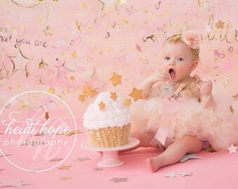 Baby Girls Cake Smash Outfits   Pink Birthday Dress   Christmas Gifts for Baby