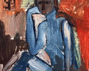 Blue Reminiscence