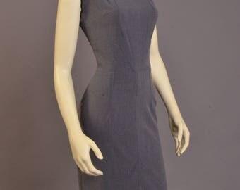 Mock Neck Dress