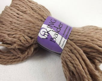 61% off Viking of Norway Balder Yarn 100g Superwash Wool 407 Camel - Clearance