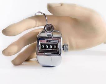 Hand-Held Counter, Digital Hand Tally