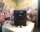 Deck Box (Black  with Purple Eye)