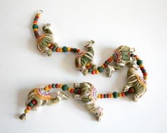 Indian Camel Textile Garland