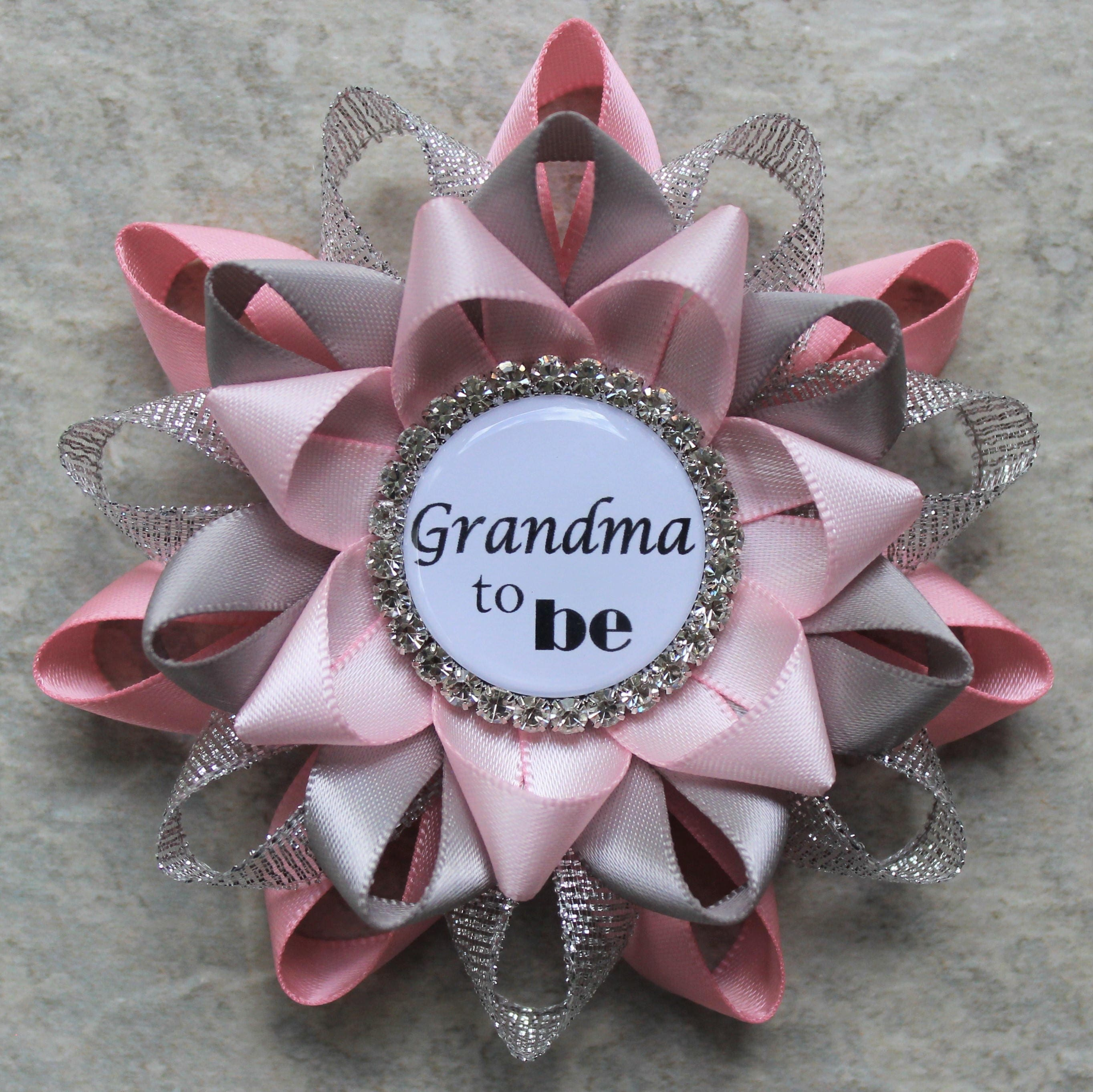 Pink and Gray Baby Shower Baby Girl Shower Decorations Baby