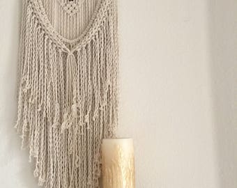 On Sale! Macrame Wall Hanging