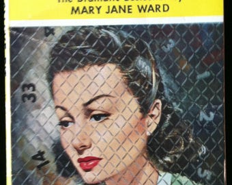 Vintage Paperback Signet 1182 The Snake Pit by Mary Jane Ward 1955 NF