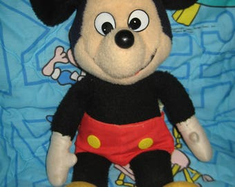 Vintage Walt Disney Productions Mickey Mouse