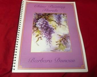 China Painting Florals, Barbara Duncan, 1998
