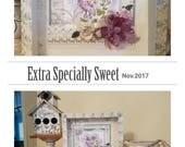 LOTV Purple Fairy Shadow Box