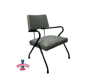Vintage Danish Modern Chair Mid Century Modern Atomic Eames Furniture