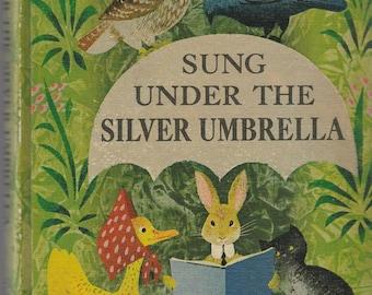 children's poetry book, Sung Under the Silver Umbrella, children's poems book, nursery rhymes book, poetry for children, poetry book