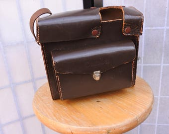 Cannon Camera Bag, Satchel, Vintage Equipment Case, Star Wars/ Sci Fi