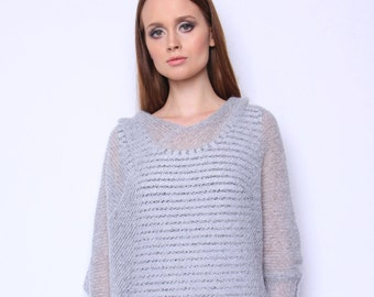 Poncho -This product has a fabric that is very delicate and pleasant for your skin