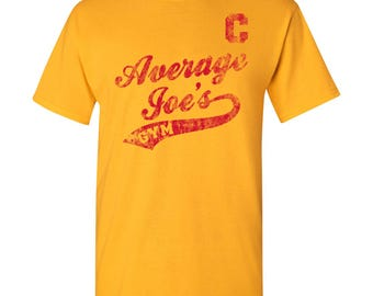 Average Joe's Gym Basic Cotton T Shirt