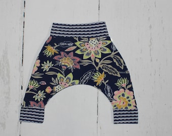Lotus Bloom Harem Pants, Baby and Kids Harem Pant Leggings