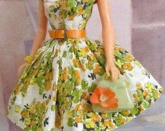 Vintage Barbie Clone Princess Grace Hong Kong 1960s In Original Vintage Outfit