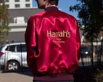 Harrah's Tahoe Poker Lounge sports coat.