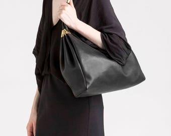 Lanvin Tilda Leather Tote bag - Parisian Chic