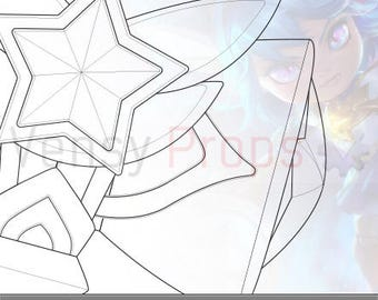 Star Guardian Poppy - Blueprint Cosplay League of Legends