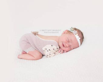 New Born Photo Prop, Newborn Romper, Newborn Girl Outfit, Photo Outfit, Newborn Props, Baby Prop, Baby Romper, Newborn Onesie, Photography