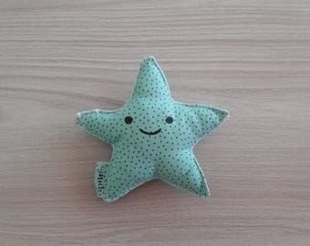 Fabric star puppet
