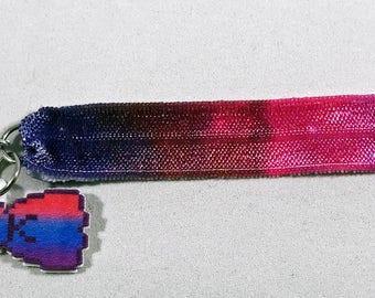 Galaxy Bow Bracelet