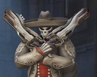 custom mariachi reaper mask