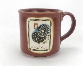 Rooster Coffee / Tea Mug Cup