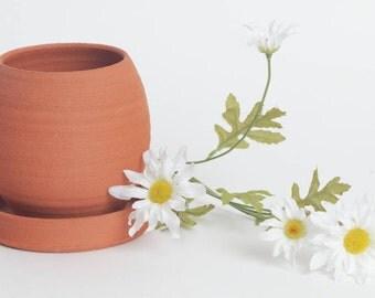 Stoneware garden pot, planter,terracotta planter,stoneware pot, garden pot, terracotta garden pot, ceramics and pottery, garden, pottery