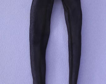 Vintage Barbie Masquerade Tights, Near Mint