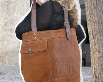 "mon ""Seminiak"" *handbag  *leather  *hobo"