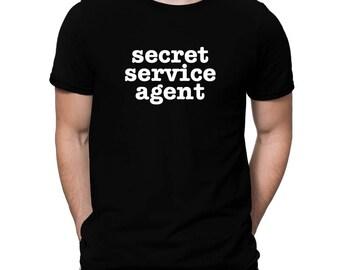 Secret Service Agent T-Shirt