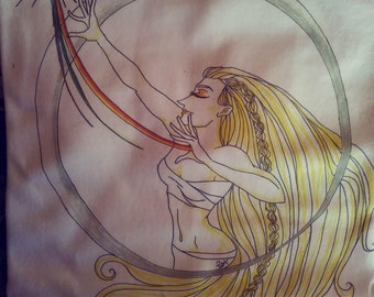 Artemis T-Shirt Small and Extra Large