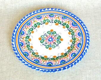 Decorative Plate by Deruta, Italia