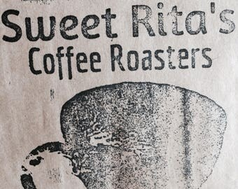 "COFFEE ""SWEETRITA'SCOFFEEROASTERS"