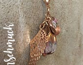 Fairy jewelry charm for planners, travellers notebook, etc.