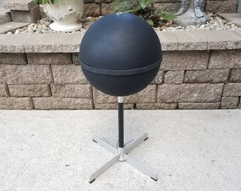 JVC Nivico Globe Speaker Baffle GB-1E on stand, tested working