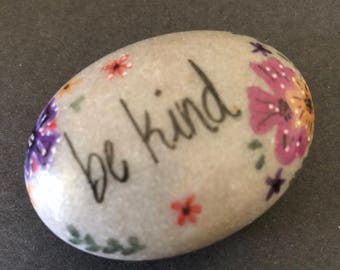 Be Kind stone