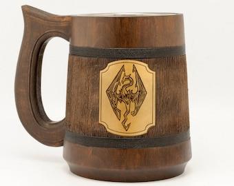 Skyrim Mug Skyrim Gift Skyrim Ornament Cosplay Elder Scrolls